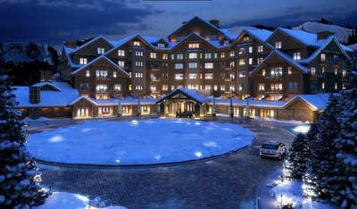 montage deer valley winter exterior